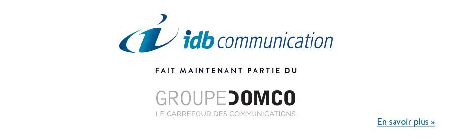 IDB communication
